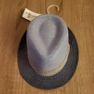 **5 for $15** Baby Boy Chambray Hat